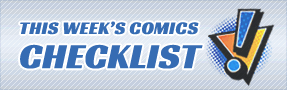 This Week's Comics Checklist