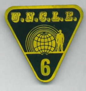 UNCLE badge