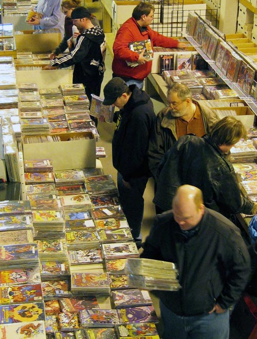 where to buy old comic books