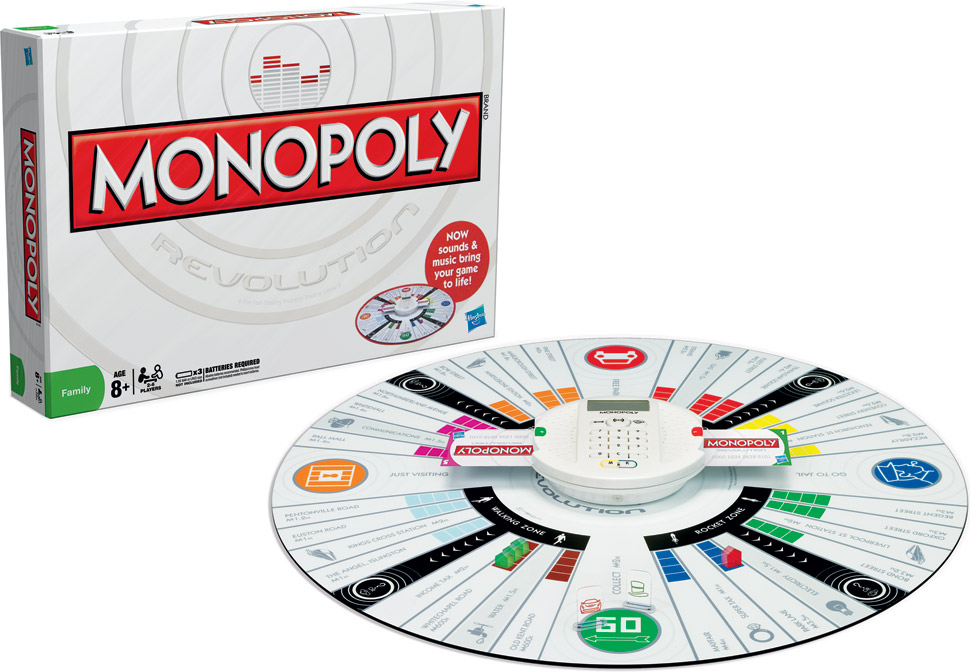 Monopoly Revolution Edition