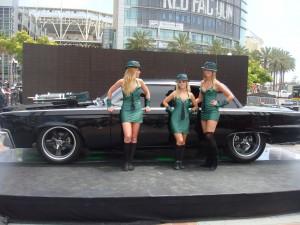 The Green Hornettes