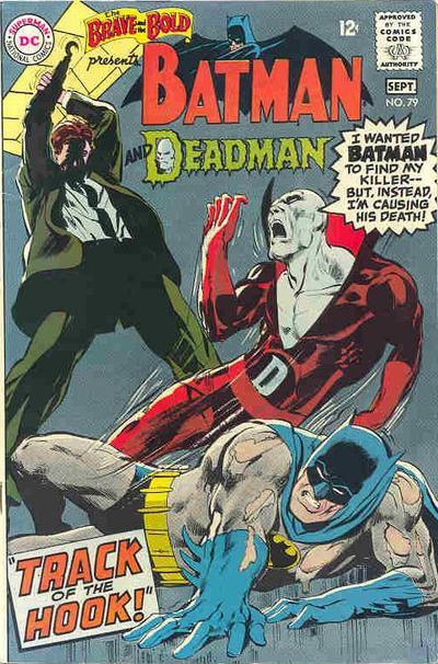 Brave & Bold #79