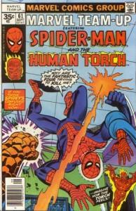 Marvel Team-Up 61 Full Cover