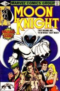 Moon Knight #1, Marvel Comics, 1980