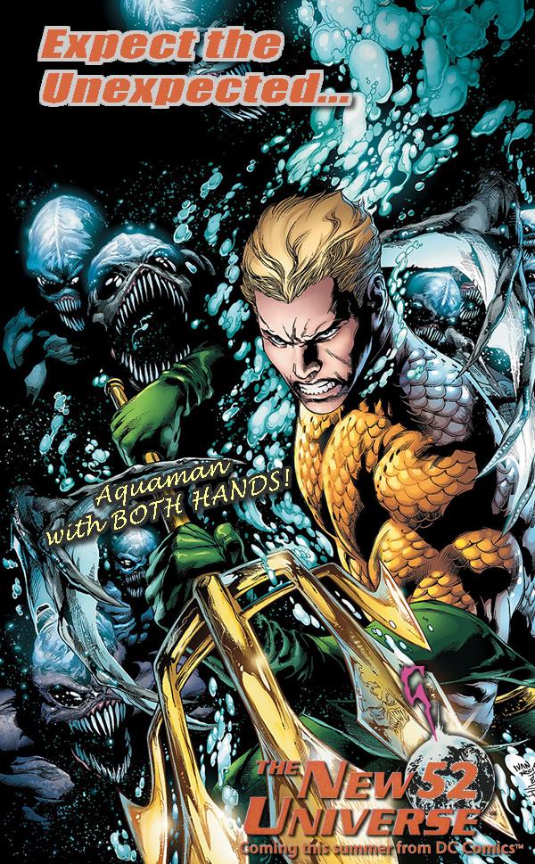 DC New 52 - Aquaman 1
