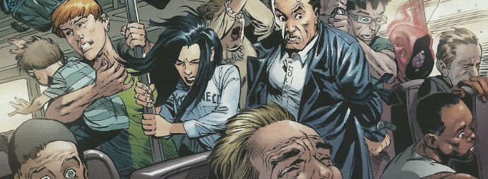 Mystery Woman appears in Action Comics #1 from DC Comics