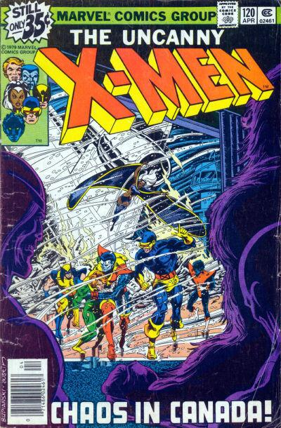 Uncanny X-Men #120, 1979