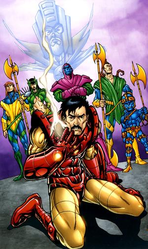 Avengers - The Crossing