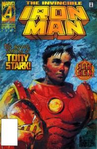 Iron Man #326, 1996 - Teen Tony