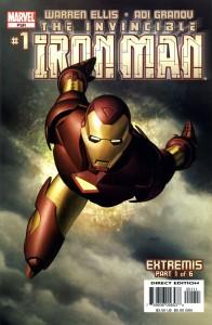 Iron Man #1 (4th Series), 2004
