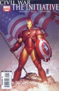 Civil War, The Initiative #1, 2006