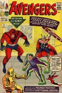 Avengers #2, 1963