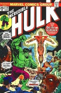 Incredible Hulk #178, 1974