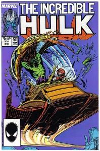 Incredible Hulk #331, 1987