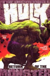 Incredible Hulk (2nd Series) #34, 2001