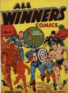 All Winners Comics #1, 1941