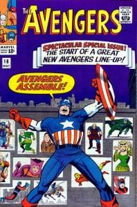 Avengers #16, 1965