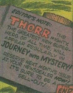 Thorr, as spelled on his own hammer.