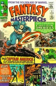Fantasy Masterpieces #3 (1966)