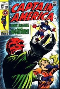 Captain America #115 (1969)