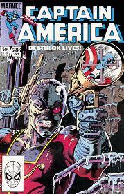 Captain America #286 (1983)