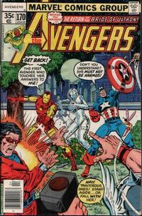 Avengers # 170