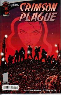 Crimson Plague # 1 Image Comics
