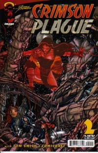 Crimson Plague # 2 Image Comics