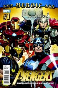 Avengers (Vol. 4) #1, 2010