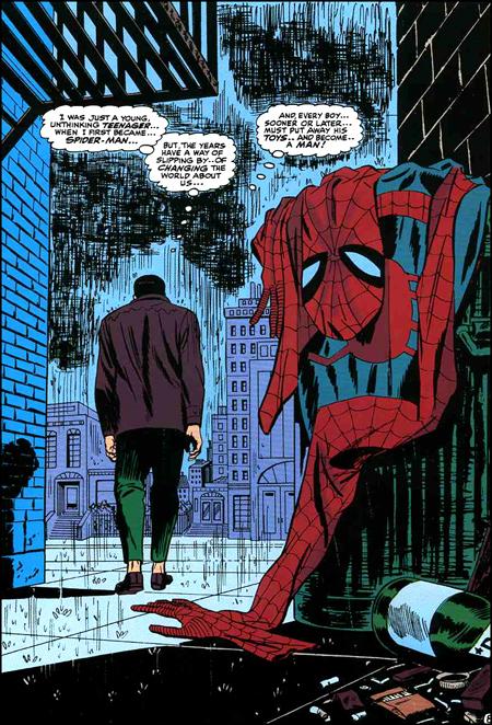 Spider-Man # 50, page 8
