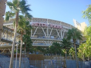 The usually tranquil Petco Park will feel much different during Comic-Con.