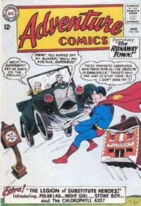 Adventure Comics # 306