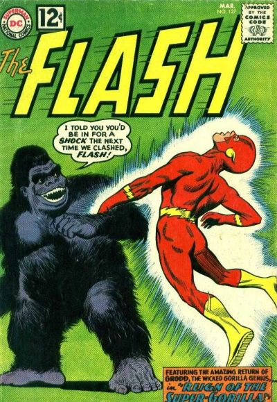 Flash # 127