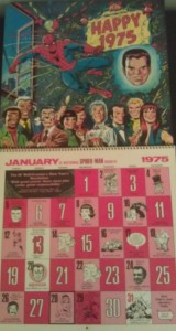 The Month of January 1975