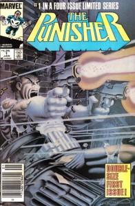 Punisher # 1 January 1986