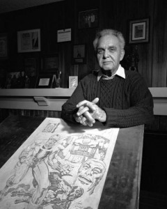 """Jack """"The King"""" Kirby"""