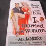 I Married A Woman Onesheet Movie Poster