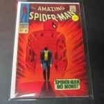 Amazing Spiderman #50