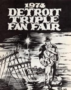 1974 Detroit Triple Fan Fair