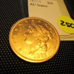 Gold Coin Auction 1