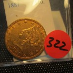 Gold Coin Auction 2