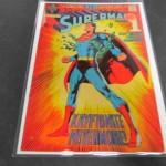 Superman Comic Book Auction