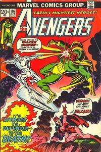 Avengers # 116