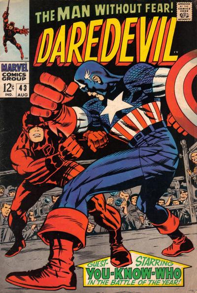 Daredevil # 43