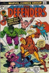 Defenders # 9