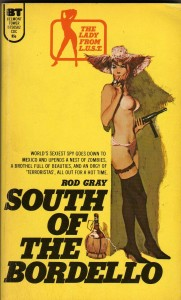 South of the Bordello by Rod Gray