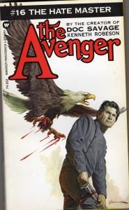 The Hate Master (Avenger # 16)