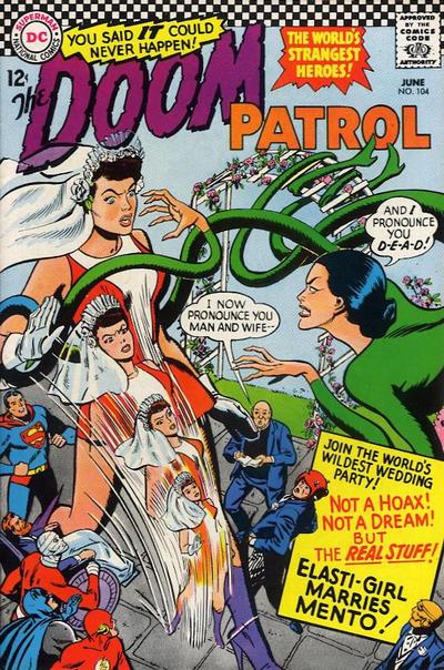 Doom Patrol # 104