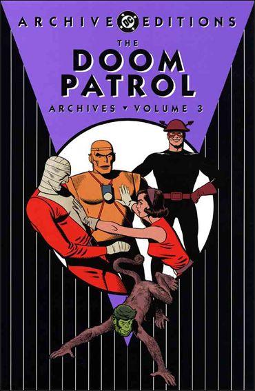 Doom Patrol Archives # 3