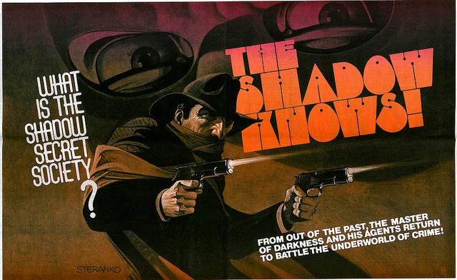 Shadow Secret Society poster